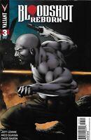 Bloodshot Comic Reborn 3 Cover E Variant 2015 Jeff Lemire Mico Suayan Valiant