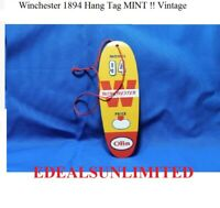 Winchester 94 HANG TAG  NEW OLD STOCK  Winchester 1894 Hang Tag MINT !! Vintage