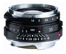 Voigtländer VM 35mm 1,4 Nokton M.C. II Leica M schwarz