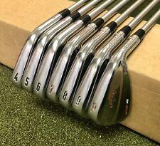 Callaway APEX MB/X-Forged '18 Irons 4-PW C-Taper 120g Stiff Flex Steel Golf Set