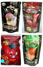 OKIKO VALUE PACK flowerhorn:  Platinum + Head Up + Quick Red + Everyday Red