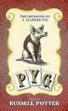 Russell Potter, Pyg, Very Good Book