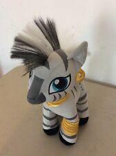 "Build a Bear My Little Pony Zecora (the zebra) ""VGC"""