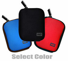 WD Protective Bag Carry Case Cover for My Passport External Portable Hard Drive