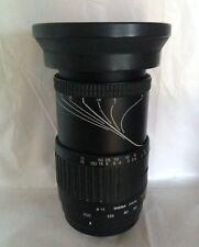 Sigma Zoom Camera Lens 28-200mm 1:38-5.6