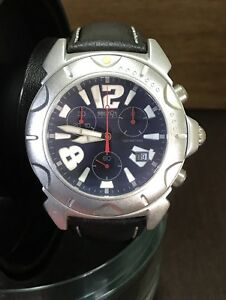SECTOR 150 Men's Chronograph Aluminium Quartz Watch 3251916545A 10ATM 44mm
