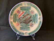 """Kani of Hawaii Handmade Vintage 12"""" Bowl/Platter"""