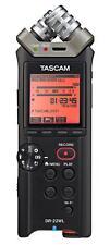 Tascam DR-22WL Handheld Recorder WLAN Kondensatormikrofon Display Hall Effekt
