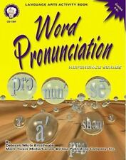 Word Pronunciation, Grades 4 - 8