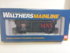 Minneapolis Northfield Railroad 40' Ps1 Box 1109 Walthers 910-1406 Rtr Ho Scale