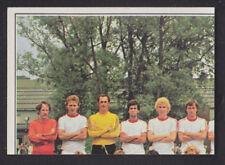 Panini Euro fútbol 79 - # 196 AZ'67 Alkmaar Team Group