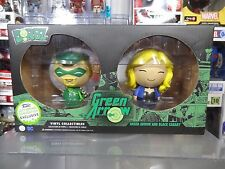 DC Funko Dorbz Green Arrow / Black Canary 2017 Spring Convention Exclusive