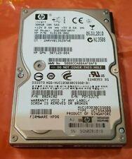 "HP 518194-002 DG0300FARVV 300GB 6GBPS 10K RPM 2.5"" SAS SERVER HARD DRIVE HDD"