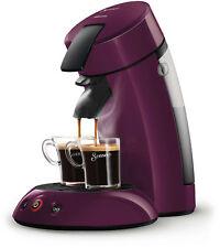 Philips Senseo classique HD 7804 Kaffee-Padmaschine Farbe aubergine B-Ware
