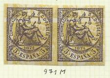 Sellos sueltos de España posteriores a 1872 (peseta) nuevo sin charnela (MNH)