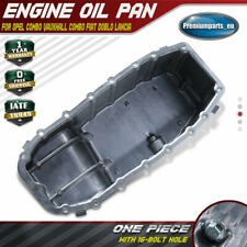 Engine Oil Pan for Alfa Romeo Giulietta Mito Fiat 500 Bravo Doblo Idea Panda 1.4
