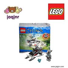 Lego Legends Of Chima - WINZAR'S PACK PATROL - 30251 *New in Polybag*
