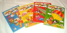 10 x magic peinture livres parti sacs filles garçons remplissage