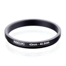 43-40.5 43mm to 40.5mm 43-40.5mm Step-down Stepping Down Ring Filter Adapter