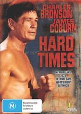 Hard Times Australian Release DVD Charles Bronson James Coburn Action Movie