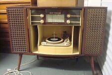 More details for decca s.r.g 500 model radiogram (1962) with original instruction books
