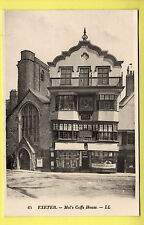 Devon - Exeter, Mol's Coffee House - LL 65 Postcard - 1908