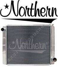 Northern 209690 Triple Pass 2-Row Performance Aluminum Radiator GM Chevy 26 x 19