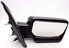 OEM Ford F150 Right Passenger Side Mirror Scratches on Cover Tuxedo Black