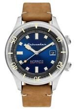 Spinnaker SP-5062-05 Gent's Bradner Blue Dial Wristwatch (Automatic)