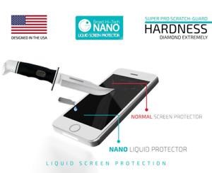 Broad Hi-Tech 9H Nano Liquid Screen Protector for Smartphones / Curved Screens /