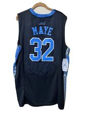 Luke Maye North Carolina Tar Heels Unc Jersey Mens Size Xl Black New With Tags