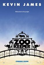 ZOOKEEPER MOVIE POSTER 2 Sided ORIGINAL Advance 27x40 KEVIN JAMES