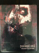 Resident Evil Origins Steelbook - Neu - Custom - Ohne Spiel