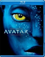 Avatar (Blu-ray/DVD, 2010, 2-Disc Set) *Includes Slipcover*
