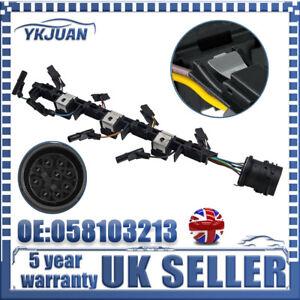 Injector Wiring Loom Harness for VW Audi Seat Skoda Diesel AZV BKD 03G971033L UK