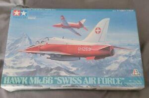 "1:48 Italeri Hawk Mk 66 ""Swiss Air Force"""