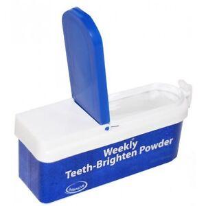 Professional Teeth Whitening Brighten Powder Mint Flavor