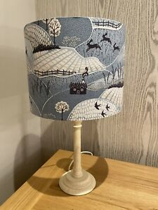 Handmade Lampshade in Grove Fabric Countryside, various sizes, ceiling or lamp