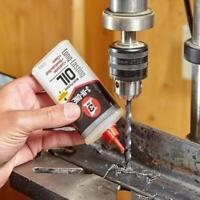 50Pcs Titanium Coated HSS High Speed Steel Drill Bit H7 Tool Set S7W9