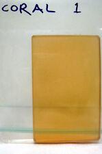 "2x3"" Tiffen Coral 1 Glass Filter"