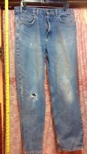 Kirkland Classic Denim Jeans W34 L32 Pre Owned