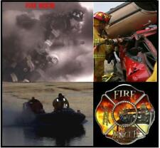 USAR & Fire Rescue Firefighter Training DVD + Safety