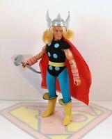 """Vintage 1975 Mego Thor WGSH 8"""" Original Action Figure ~100% Complete ~MINTY"""