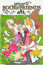 Natsume's Book of Friends, Vol. 3 by Yuki Midorikawa (Paperback, 2010)