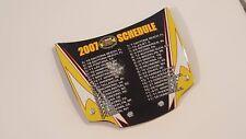 2007 Nascar Nextel Cup Series Schedule Magnet