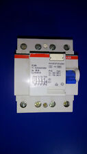 FI-Schutzschalter 4 polig ABB F 374 25A/0,03A 230/400V