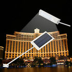 15 LED Ultra-thin Waterproof Solar Sensor Wall Street Light Outdoor Garden Lamp