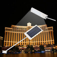 15LED Ultrathin Waterproof Solar Sensor Wall Street Light Outdo Garden Lamp AS