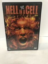 WWE: Hell in a Cell 2011 (DVD, 2011)