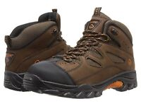Wolverine Men's W02194 Hudson Steel Toe Work Safety Boots Hiker
